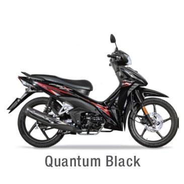 ฮอนด้า Astrea Grand 110 2020 สีดำ