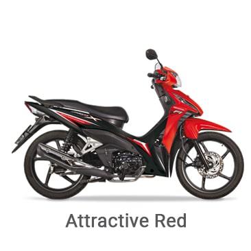 ฮอนด้า Astrea Grand 110 2020 สีแดง