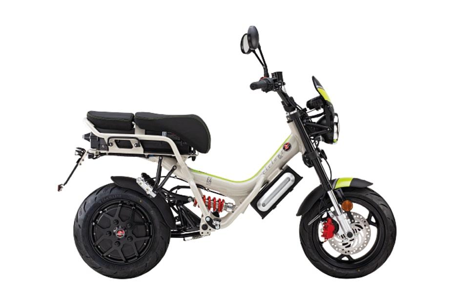 Garelli เปิดตัว Ciclone E4 เป็นจักรยานยนต์ไฟฟ้ารุ่นใหม่