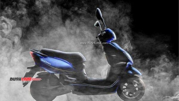 ETrance Plus จักรยานยนต์ไฟฟ้า