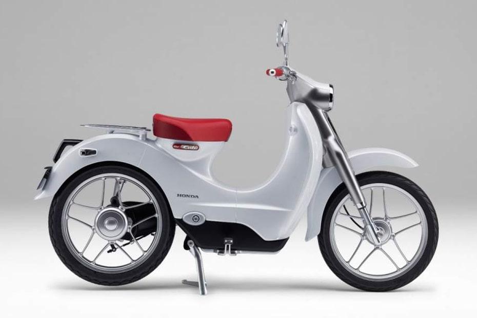 สิทธิบัตรเผย Honda Super Cub ใหม่ อาจใช้พลังงานไฟฟ้า