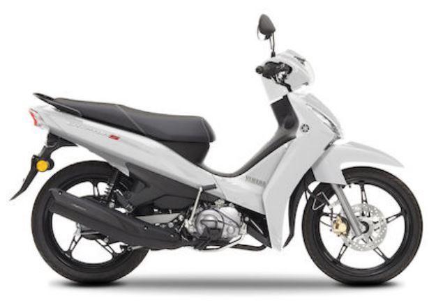Yamaha Crypton 2020