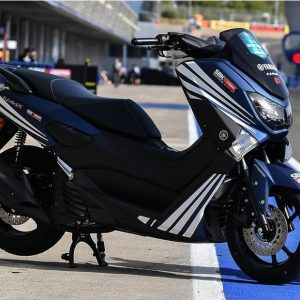 Yamaha WSBK 2020 NMAX Paddock Bike