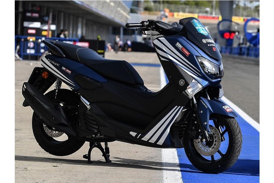เผยการออกแบบ Yamaha NMAX 155 ในงาน WSBK 2020