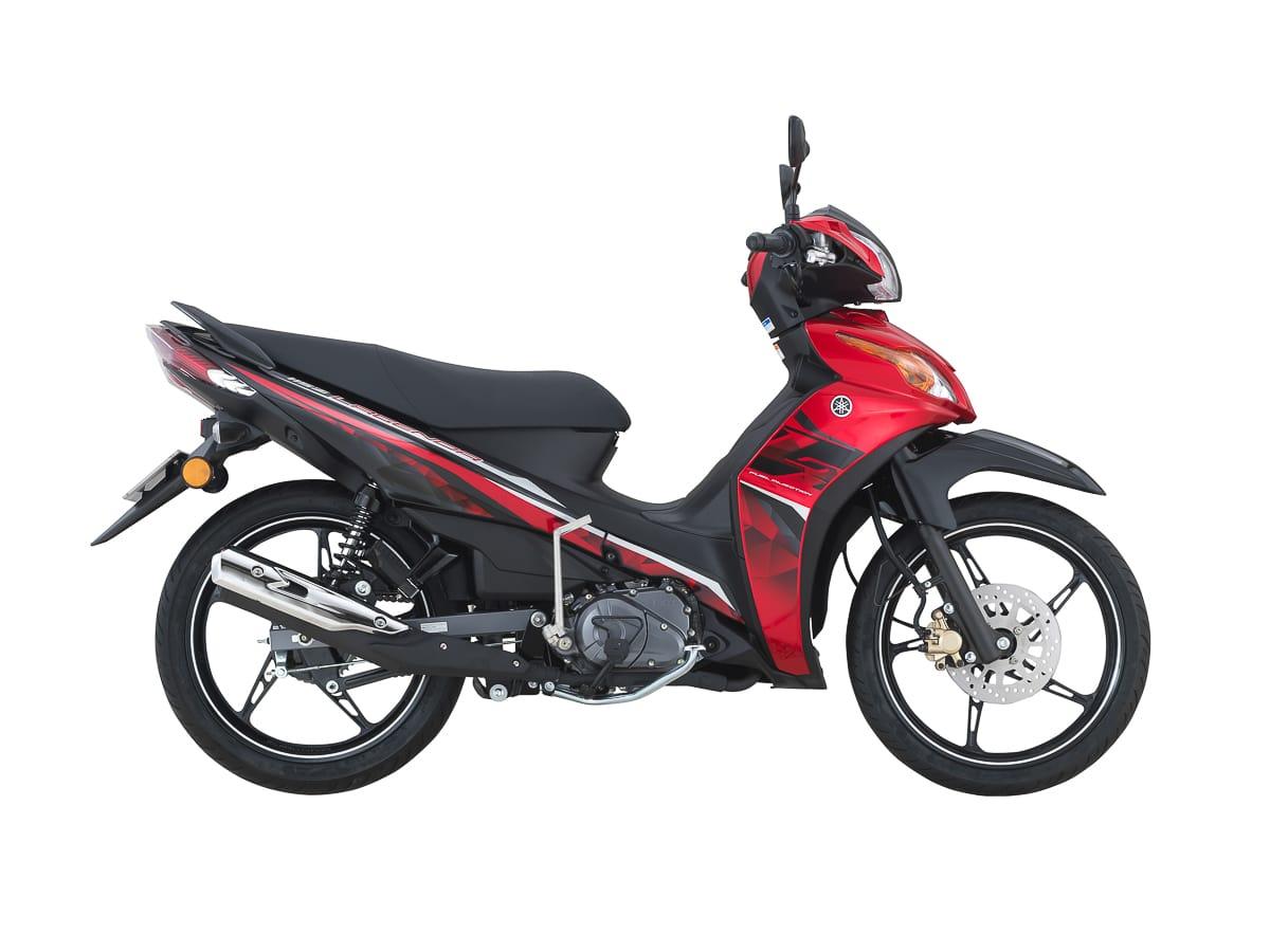ยามาฮ่า Lagenda 115Zi 2020 สีแดง