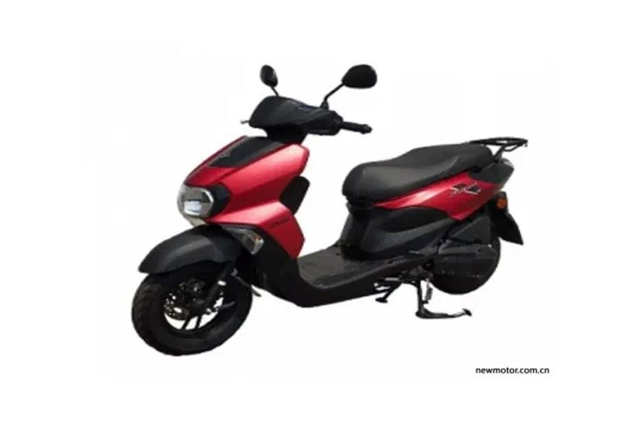 เผยภาพสกูตเตอร์ Yamaha ลึกลับ จดสิทธิบัตรในประเทศจีน