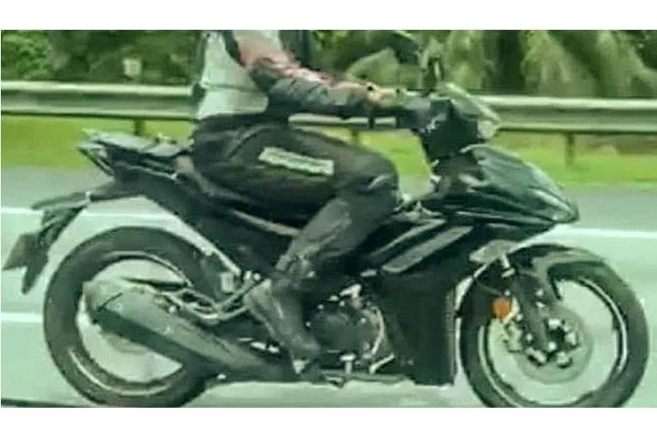 เริ่มทดสอบ New Yamaha MX King 2021 คล้ายเวอร์ชั่นในเวียดนาม