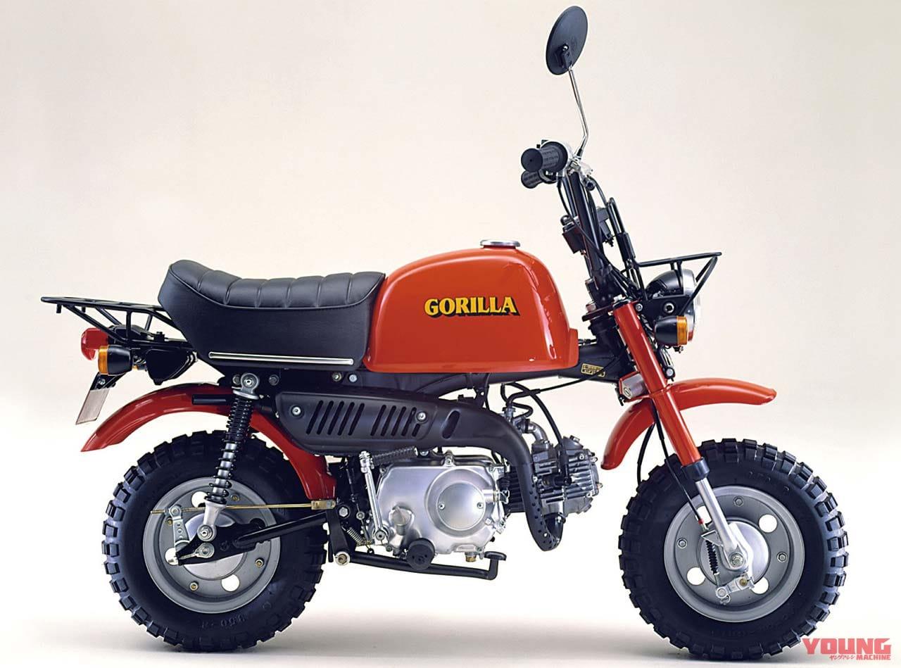 78 GORILLA