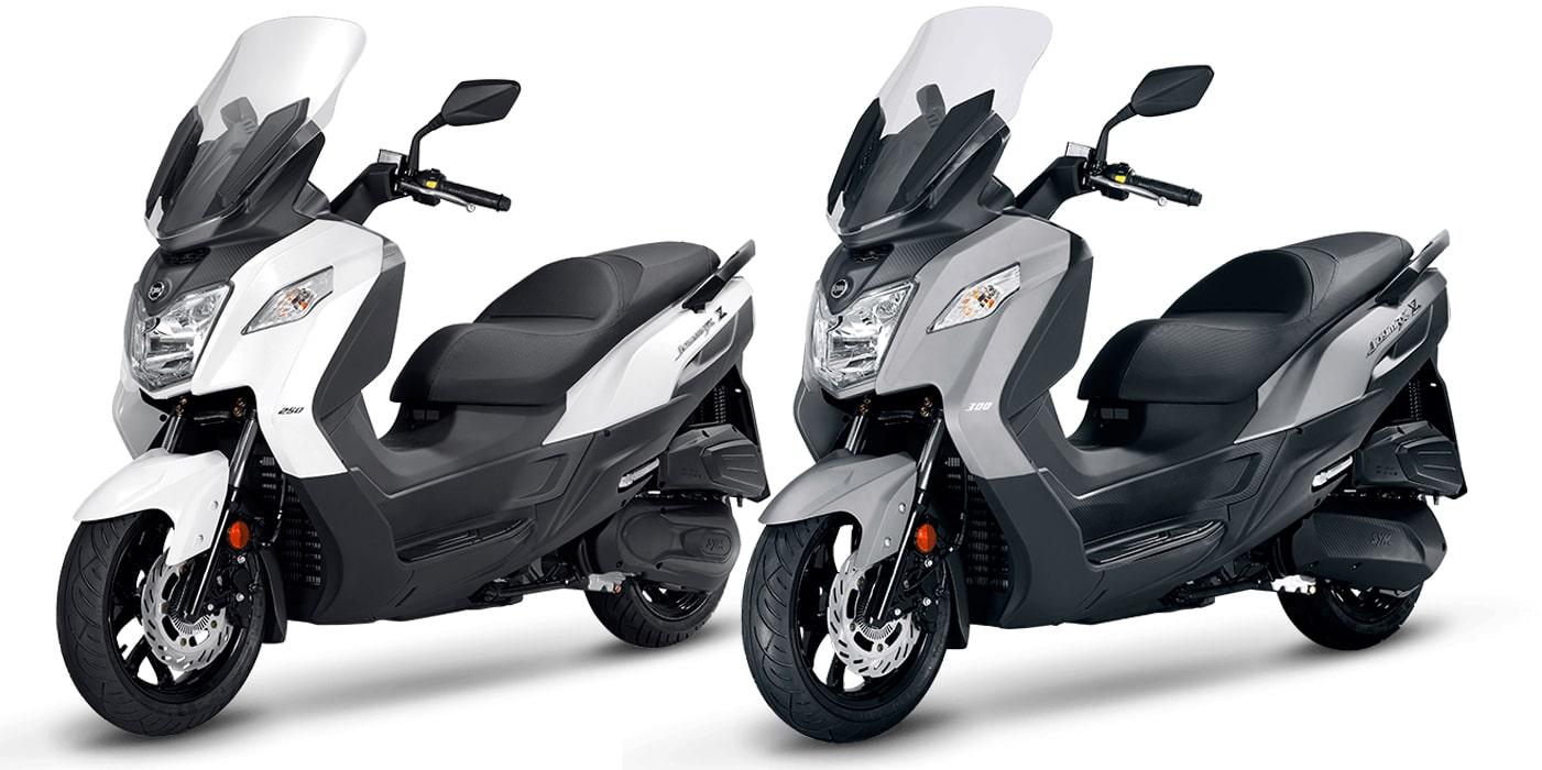 JOYMAX Z 300 สีขาวและสีเทา