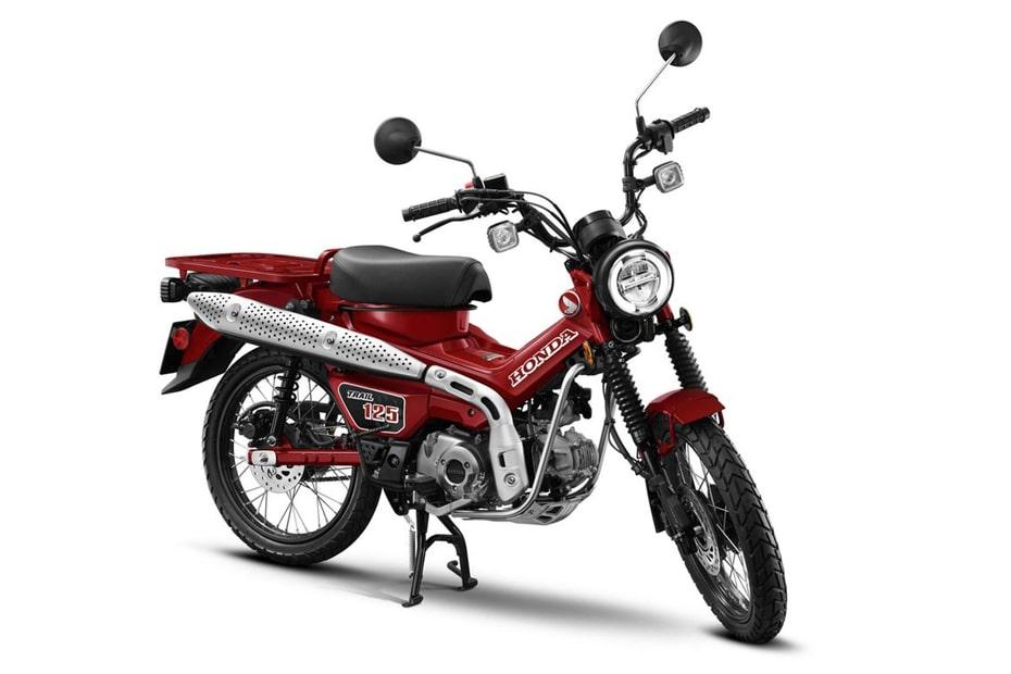 Honda ได้รับการยืนยัน Trail 125 สำหรับตลาดสหรัฐอเมริกา