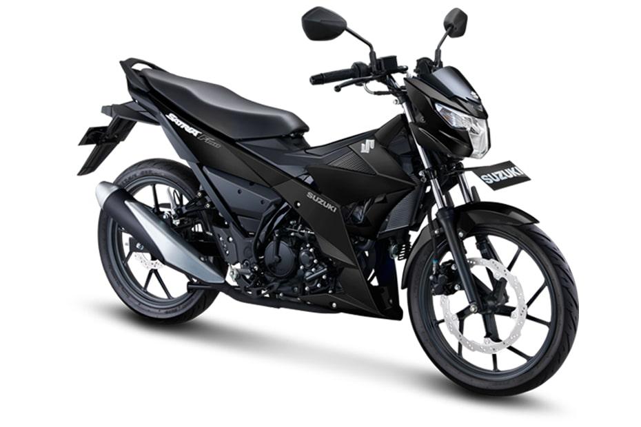 ซูซูกิ F150 2021 ซีรี่ย์ Predator สี Ireng doff (สีดำแมท)