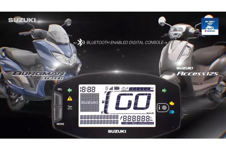 เผยภาพหลุด Suzuki พร้อมมีแนวโน้มที่จะเปิดตัวระบบบลูทูธ