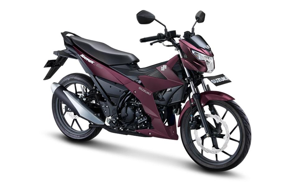 สีใหม่ Suzuki Satria F150 2021 เปิดตัวในอินโดนีเซีย