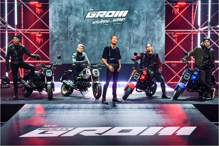 Honda ประกาศ Glom 2021 เปิดตัวอย่างเป็นทางการในไทย