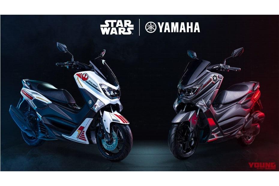 เปิดตัว Yamaha NMAX Limited release ของ Star Wars ในบราซิล