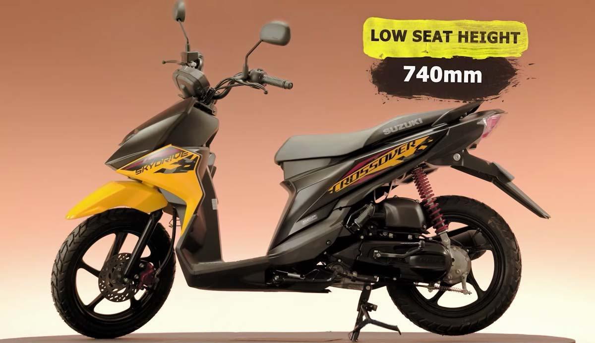 Suzuki Nex II Crossover 2021