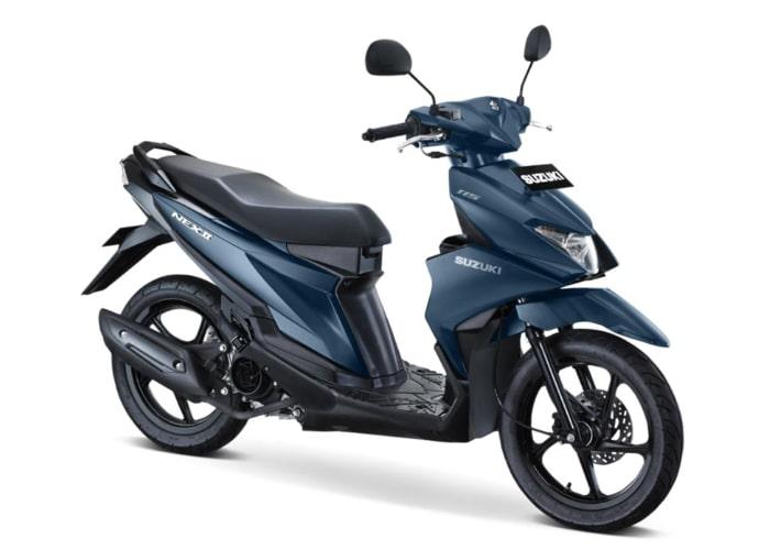 Suzuki Nex II เวอร์ชั่นเดิม