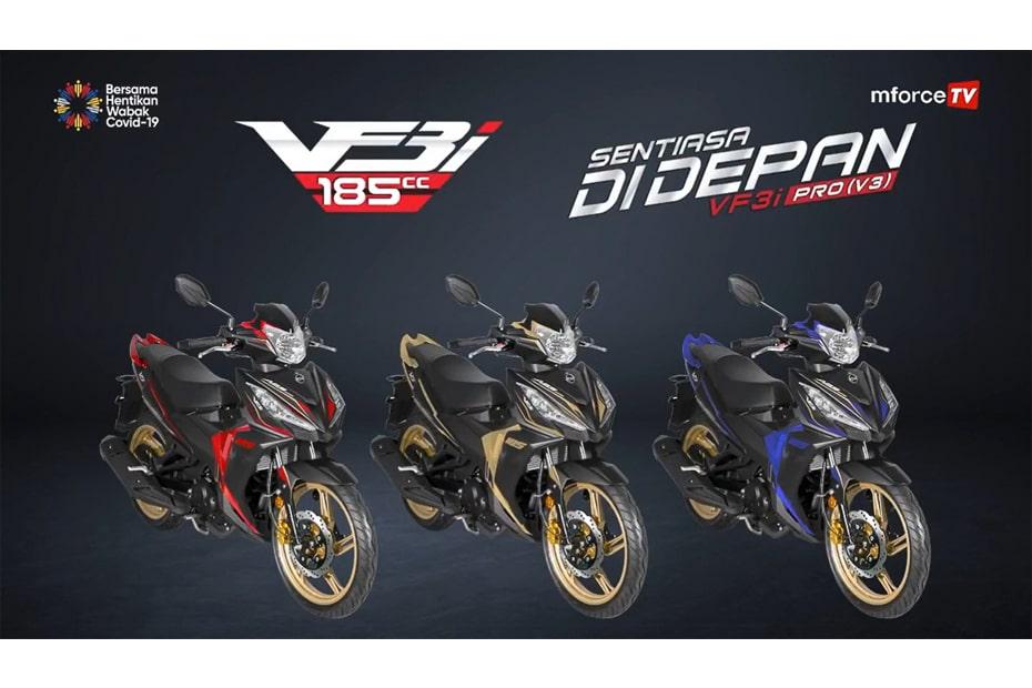 เปิดตัว SYM VF3i 185 Pro 2020 ในมาเลเซีย 9,338 ริงกิต