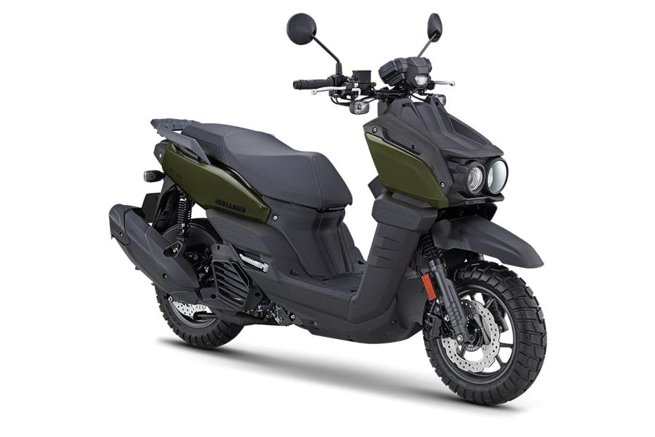 เปิดตัวใหม่ Yamaha BWS 125 2021 ในไต้หวันราคา 86,800 ดอลลาร์ไต้หวัน