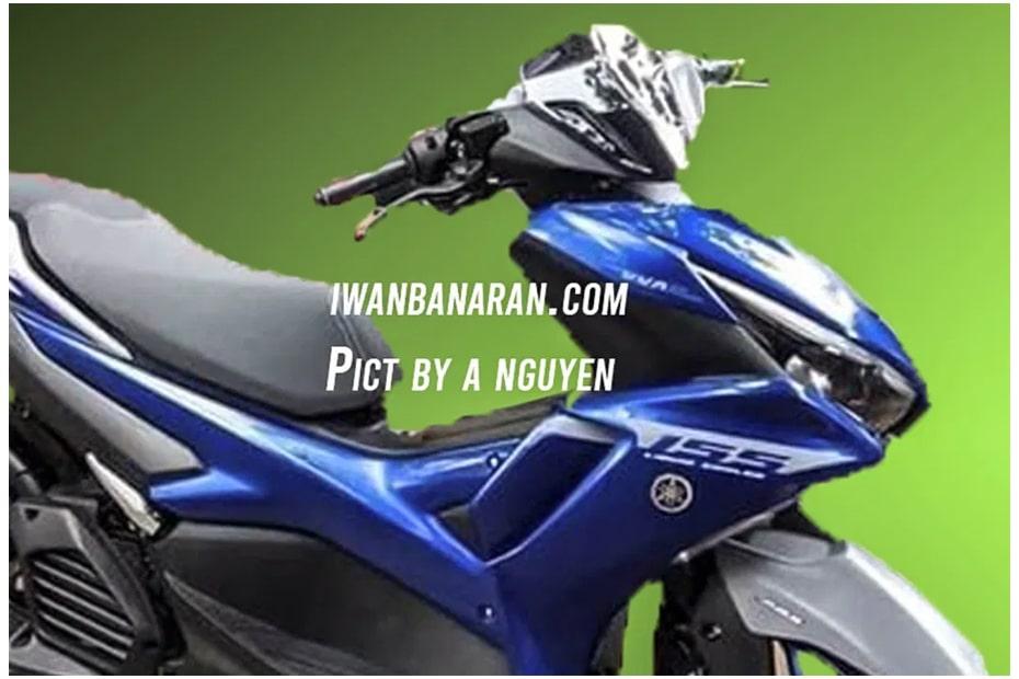 เผยภาพถ่าย Yamaha Aerox 155 ดีไซน์ใหม่ไม่เหมือนใคร