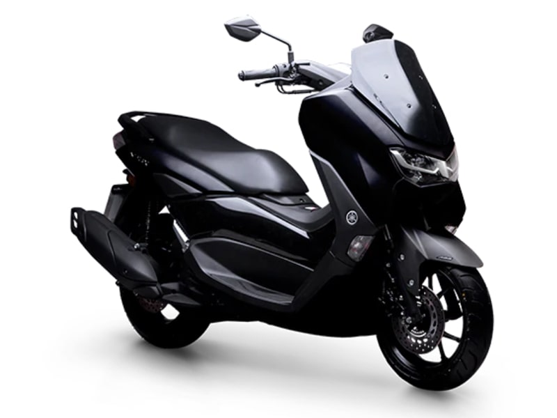 ยามาฮ่า Nmax 160 2021 สีดำ