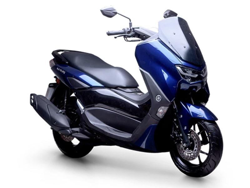 ยามาฮ่า Nmax 160 2021 สีน้ำเงิน