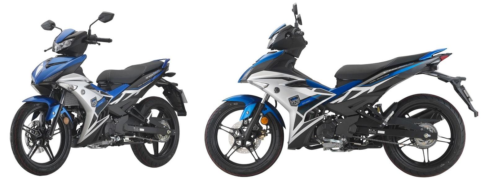 Yamaha Y15ZR 2020 สีน้ำเงิน