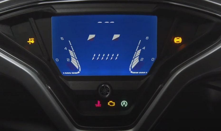 หน้าปัด All New Yamaha 155 Aerox 2021