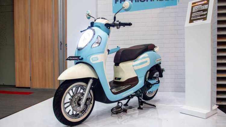 ฮอนด้า Scoopy 2020 Modif Fashionable