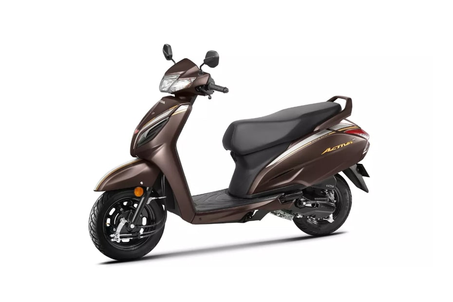 Activa 6G 20th Anniversary Edition