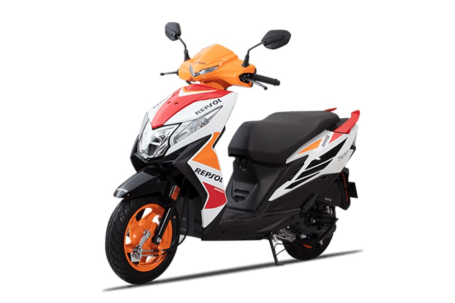 Dio Repsol limited edition