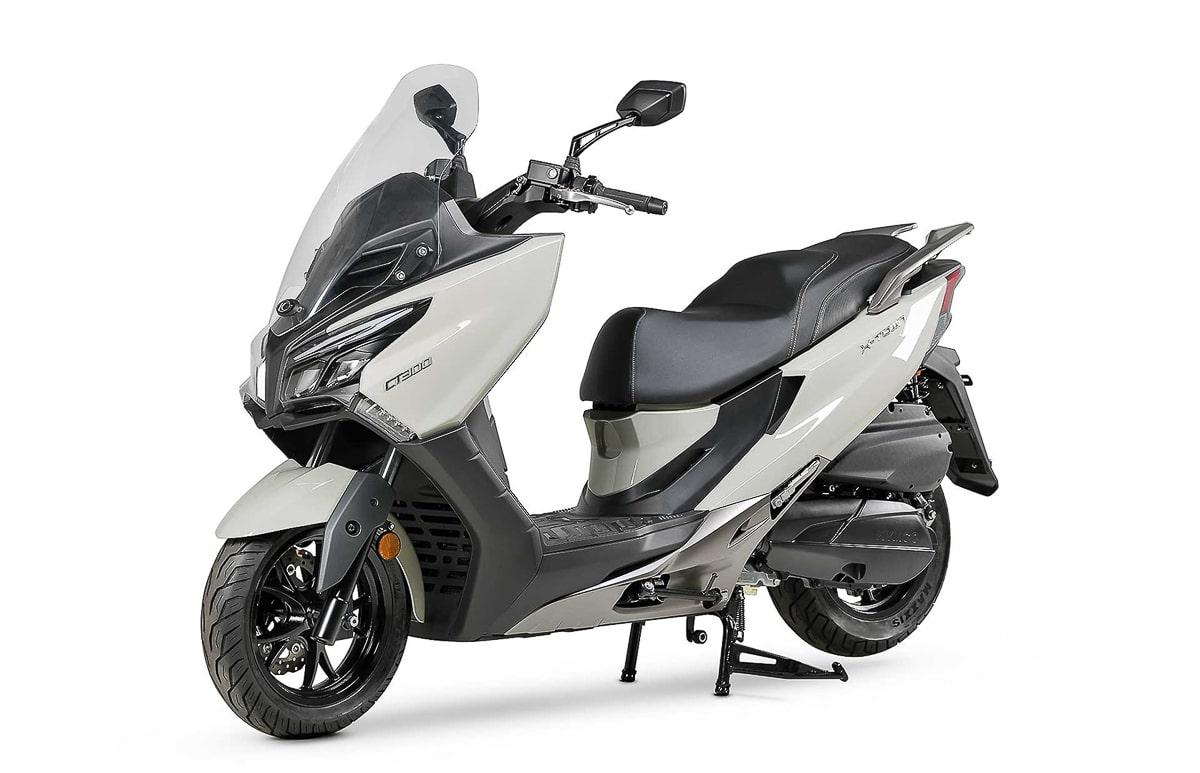 เตรียมเปิดตัว Modenas Scooter