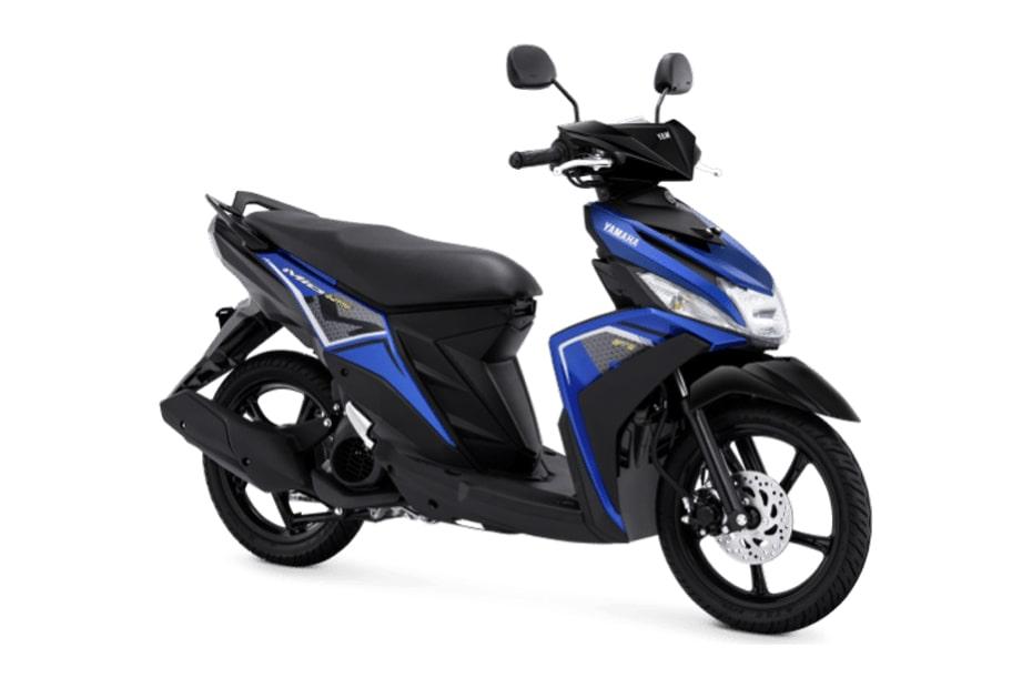 เปิดตัวสีใหม่ Yamaha Mio M3 2021 ในประเทศอินโดนีเซีย