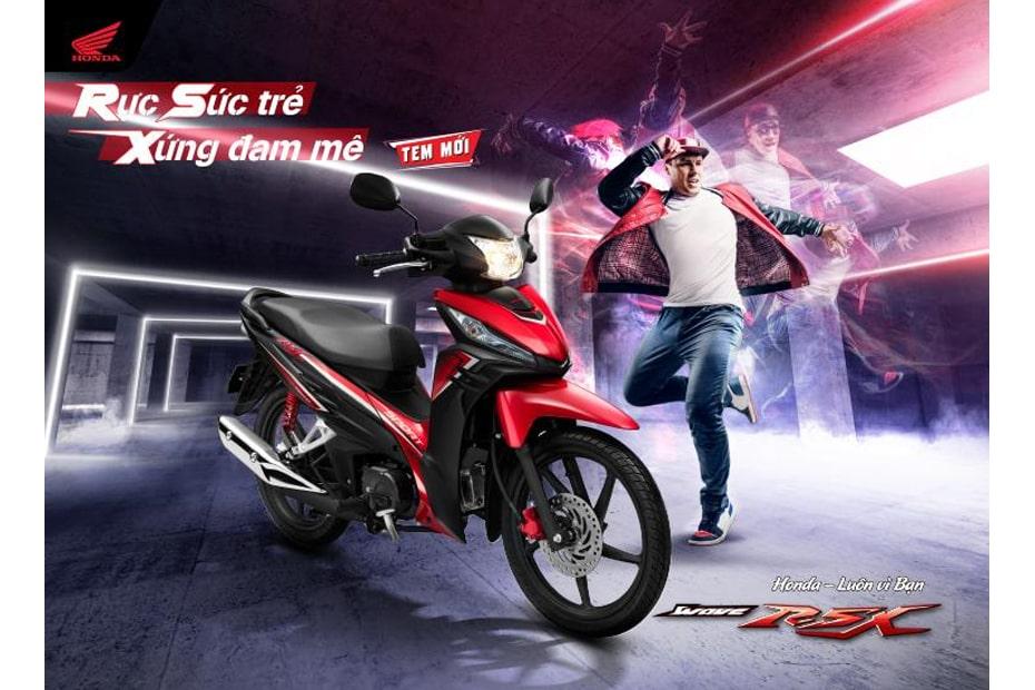 เปิดตัว Honda Wave RSX Fi 110 2021 ในประเทศเวียดนาม