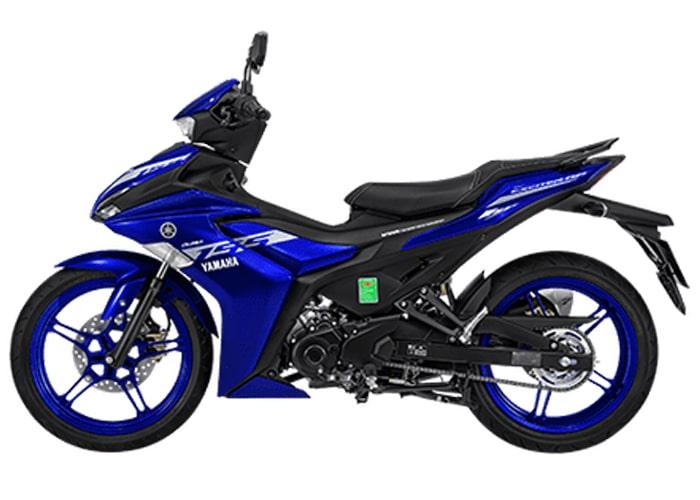 ยามาฮ่า Exciter 155 2021 สีน้ำเงิน