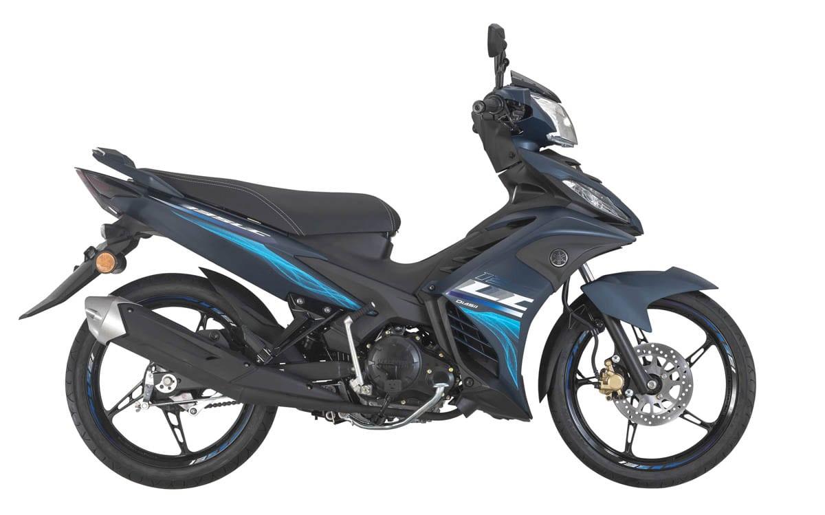 ยามาฮ่า Jupiter MX 135LC 2021 สีน้ำเงิน