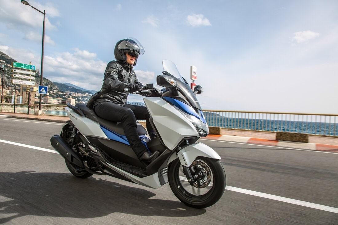 Honda Forza 125 eSP+ 2021