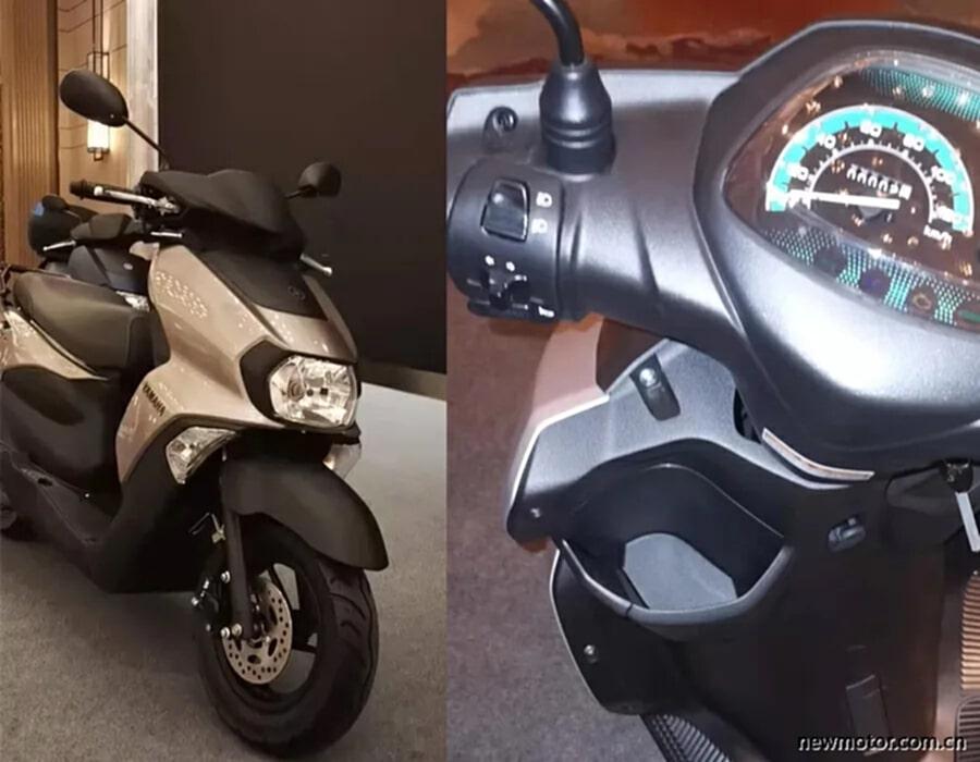 สกูตตเตอร์ Yamaha Xuying 125 2021