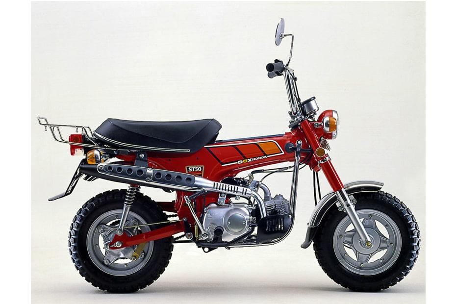 ข่าวลือ Honda ST125 Dax ใหม่ ลุ้นเปิดตัวเร็วๆนี้