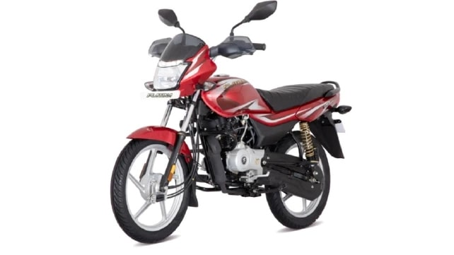 New Bajaj Platina 100 KS