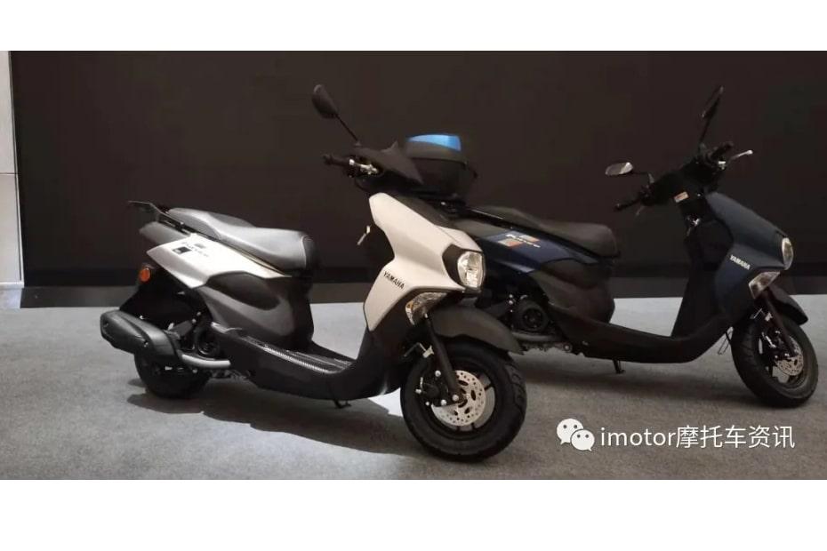 เผยภาพ Yamaha Xuying 125 2021 บนเว็บไซค์ในประเทศจีน