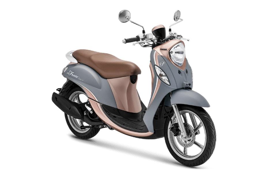 สีใหม่ Yamaha Fino 125 2021 เปิดตัวในอินโดนีเซียในราคา 18 ล้านรูเปีย