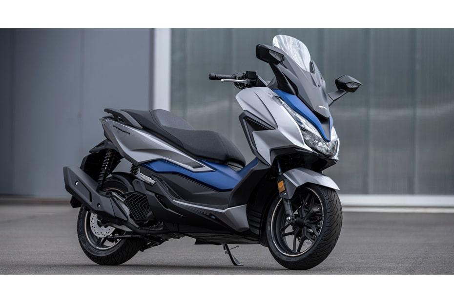 รายละเอียด Honda Forza 125 eSP+ 2021 เพิ่งเปิดตัวในยุโรป