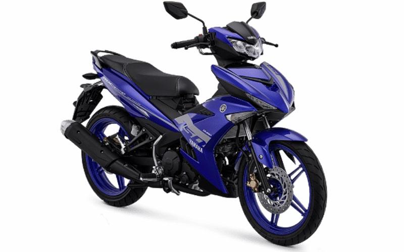 ยามาฮ่า MX King 150 2021 สีน้ำเงิน