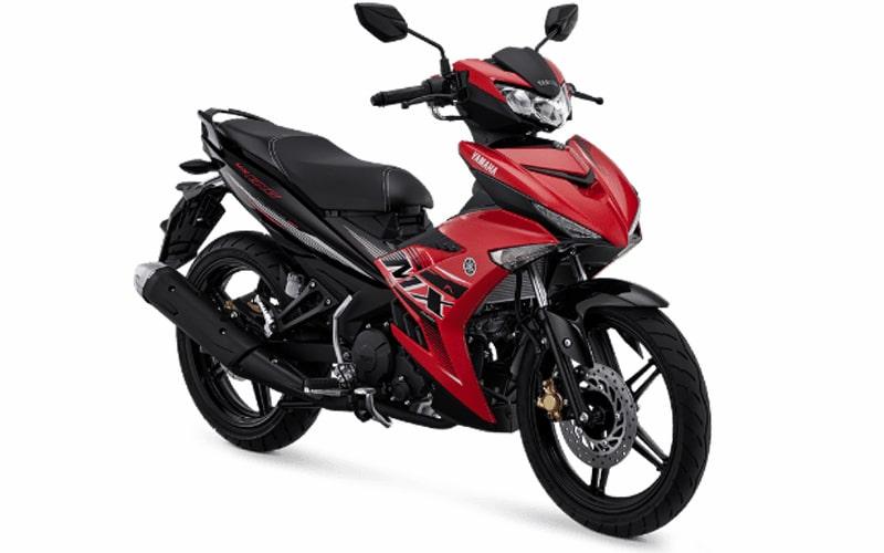 ยามาฮ่า MX King 150 2021 สีแดง