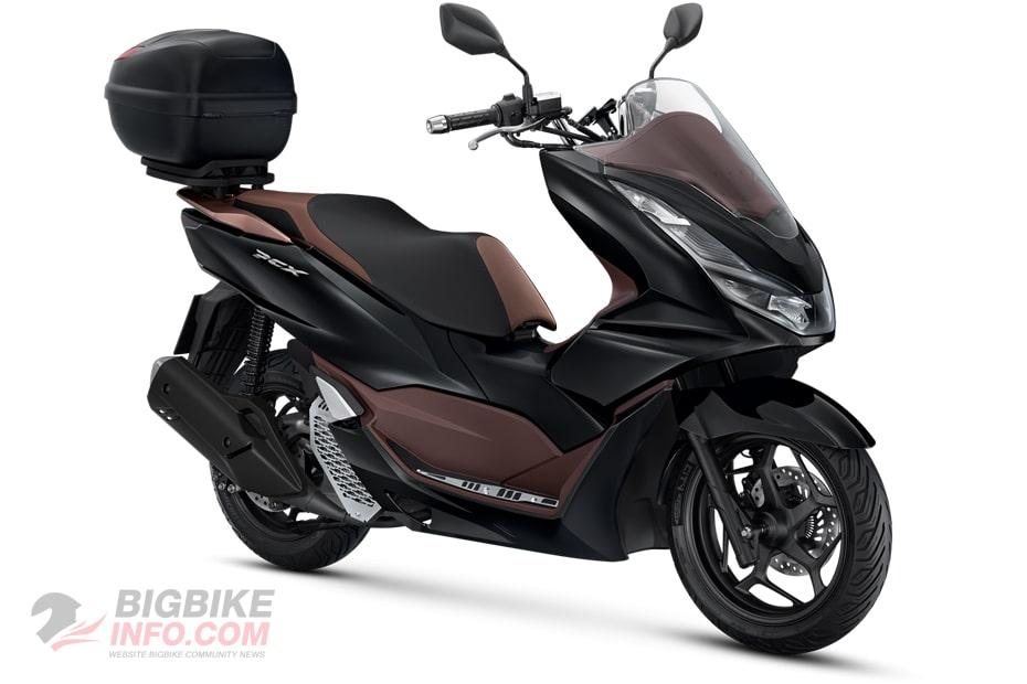 ฮอนด้า พีซีเอ็กซ์160 ปี 2021 รุ่นพิเศษ H2C By Honda