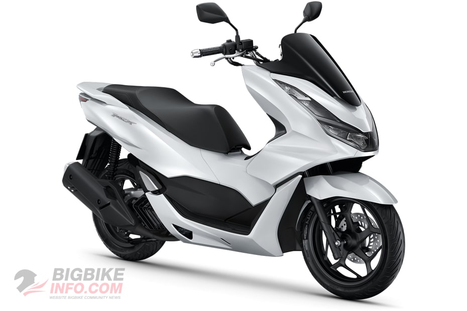 ฮอนด้า พีซีเอ็กซ์160 ปี 2021 รุ่น Standard สีขาว
