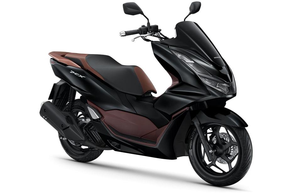 All New Honda PCX160 2021