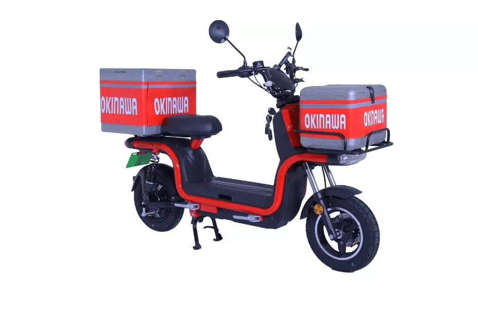 เปิดตัว Okinawa Dual B2B จักรยานยนต์ไฟฟ้าในอินเดีย