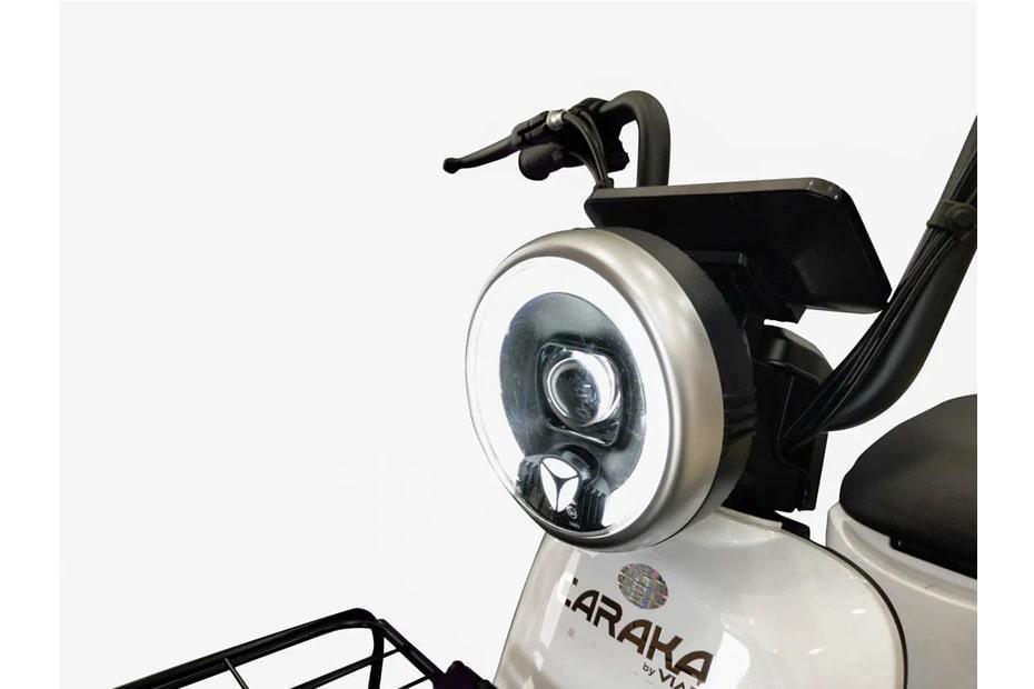 เปิดตัว Viar จักรยานยนต์ไฟฟ้า Caraka อย่างเป็นทางการ